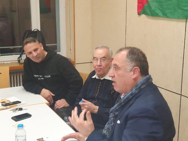 نورنبيرغ : ندوة سياسة بمناسبة اليوم العالمي للتضامن مع الشعب الفلسطيني