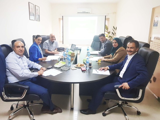 اللجنة الاستشارية لمشروع غزة الطارئ توصي بالموافقة على مشاريعه