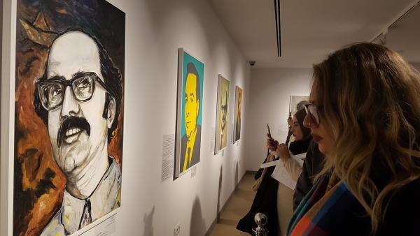 «اغتيال».. معرض فنّي متحفيّ عن الشهداء من مثقفي الثورة