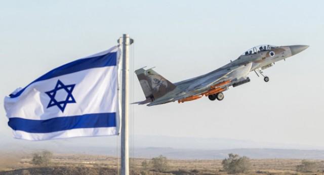 تقارير : طائرات اسرائيلية قصفت مواقع على الحدود السورية العراقية
