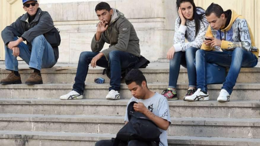 الاحصاء : انخفاض معدل البطالة بالضفة وارتفاعها بغزة