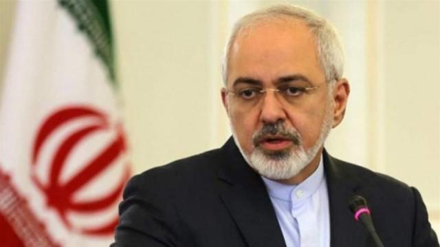 ظريف يطالب أوروبا إيجاد وسائل لتخفيف الضغط عن إيران