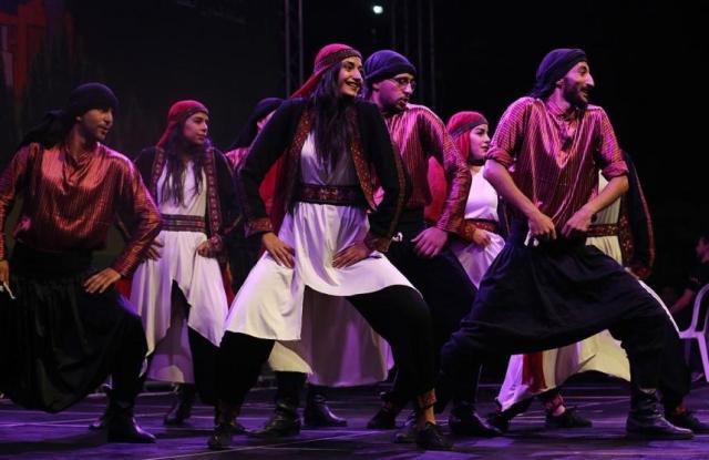 انطلاق فعاليات يوم التراث الفلسطيني بجامعة بيرزيت