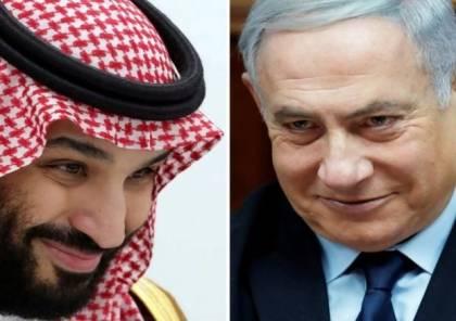 إعلام الاحتلال يتساءل عن هدف تسريب خبر لقاء نتنياهو وبن سلمان