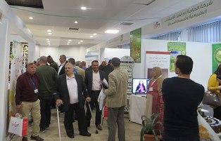 معرض المنتجات الفلسطينية يواصل فعالياته وسط اقبال ملحوظ