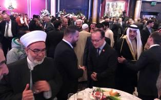 السفارة الإيرانية بدمشق تقيم حفل استقبال بمناسبة الذكرى الـ39 لانتصار الثورة الإسلامية