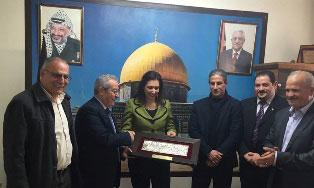الإحصاء الفلسطيني يشارك في اجتماعات اللجنة الإحصائية للأمم المتحدة
