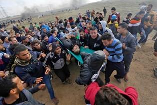 الصحة : 23 اصابة  بمواجهات القطاع .. و 9 بالضفة .. والاحتلال يسلم جثماني شهيدين لذويهم بالقدس والخليل