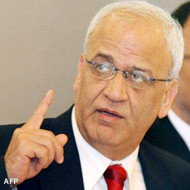 عريقات يكشف تفاصيل لقاء الرئيس عباس بنظيره الاردني