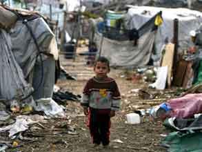 الاحصاء : الفقر بغزة 53% والمدقع في القطاع 6 اضعاف الضفة