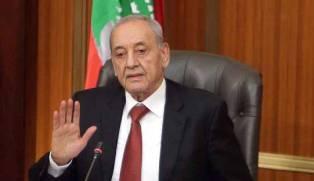 بري: لبنان مستعد للتفاوض مع إسرائيل