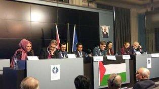 اجتماع في بروكسل لدعم التسوية والأزمة الإنسانية بغزة