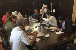 وفد الديمقراطية يلتقي نائب رئيس الجمعية الوطنية للسلطة الشعبية في كوبا