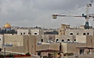 الاحتلال يعمل  مع دول لنقل سفاراتها إلى القدس