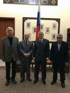 الديمقراطية تلتقي السفير الروسي في بيروت : لا معنى لأي سياسة فلسطينية ما لم تقرن بإلغاء اتفاق أوسلو