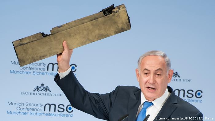 نتنياهو : لا تختبروا إسرائيل فإذا لزم الأمر سنضرب طهران بقوة