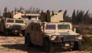 فيديو   الجيش المصري يعلن القضاء على أكثر من 30 مسلحاً بالعملية العسكرية في سيناء