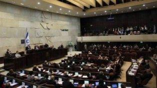 الكنيست يصوت على صيغة معدلة من قانون يهودية الدولة