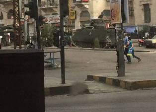 إطلاق نار كثيف في طرابلس وسقوط جرحى في صفوف الجيش