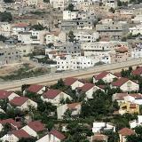 أنقرة : إدانة لخطة إسرائيل إنشاء وحدات استيطانية جديدة