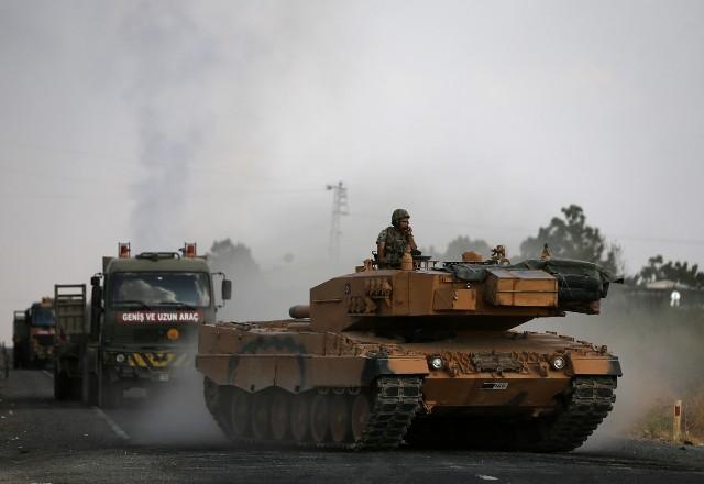 تركيا ترفض تقرير العفو الدولية بشأن نبع السلام
