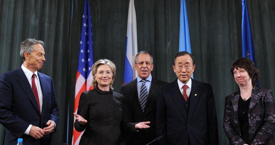ترى لماذا الآن يستعاد الحديث عن المفاوضات سلاحاً وعن الرباعية الدولية سقفاً سياسياً؟