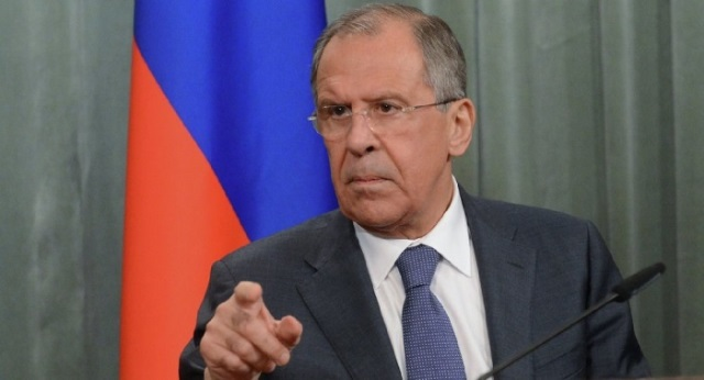 لافروف: روسيا مستمرة بدعم فلسطين وقراراتها في تقرير المصير