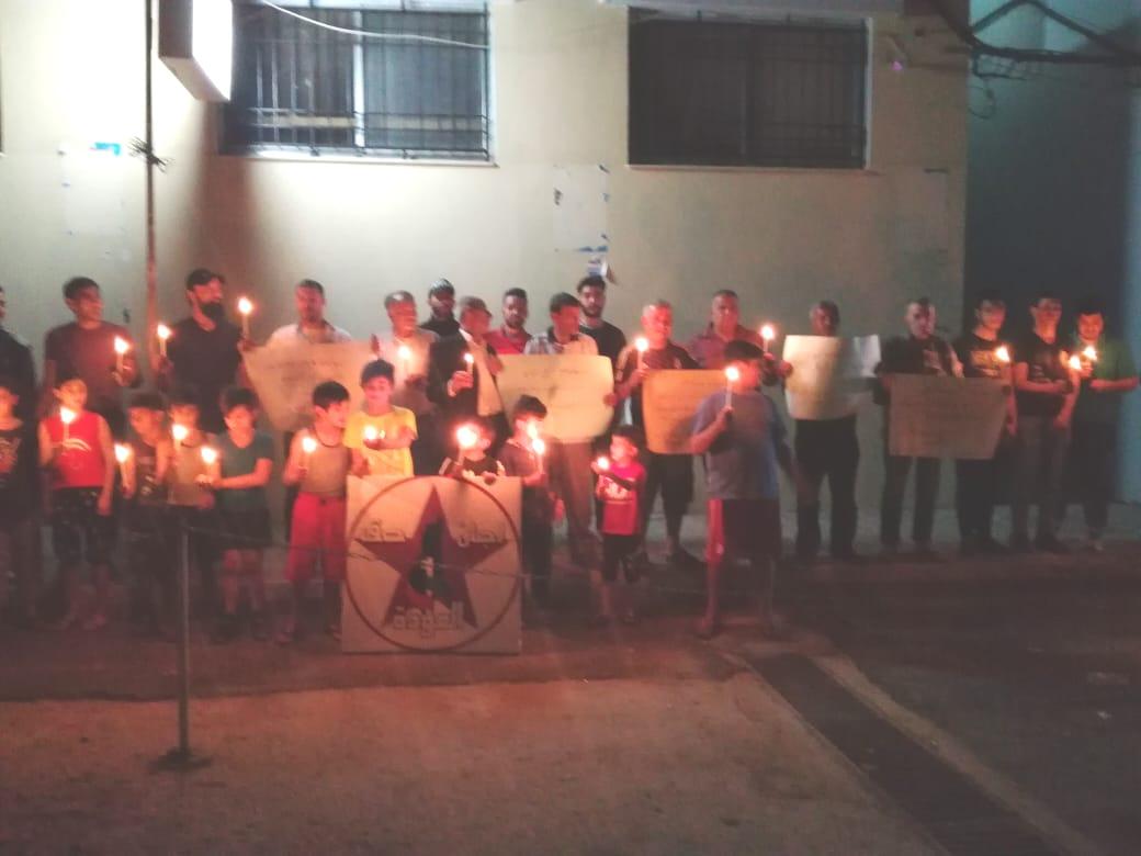 اتحاد لجان حق العودة يحيي الذكرى ٧٢ للنكبة و١٣ عاما على مأساة «البارد»