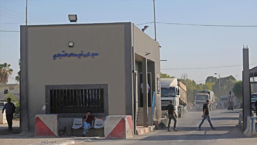 مسؤول اقتصادي بغزة يكشف تفاصيل حركة البضائع عبر المعابر