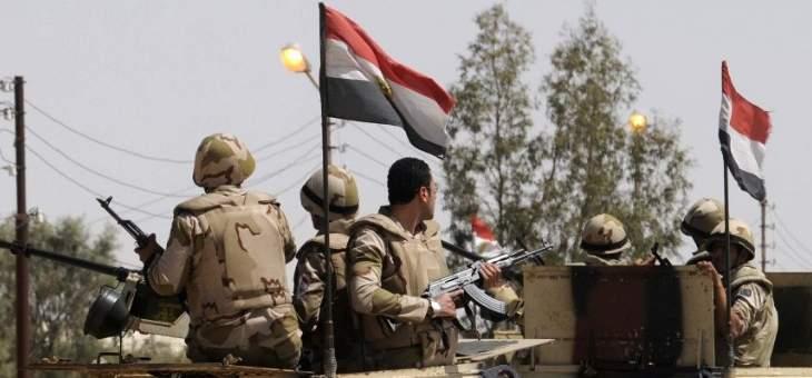 الجبهة الديمقراطية تستنكر الهجوم الإرهابي جنوب العريش المصرية