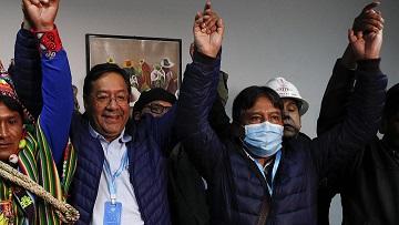 هزم ترامب واندحرت «جنين»، وعاد موراليس بوليفيا منتصرا بإرادة شعبه