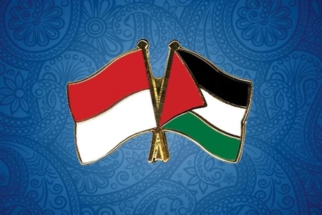 تعاون تجاري بين فلسطين وإندونيسيا