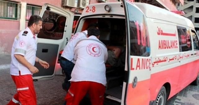 اصابات بإطلاق الاحتلال قنابل الغاز شرق رفح