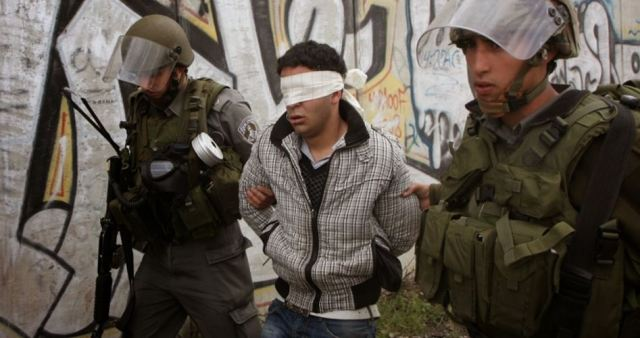 اعتقال 80 عاملاً فلسطينياً بدون تصاريح لأراضي ال 48