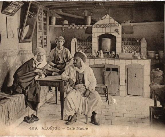 عن القهوة في الجزائر.... وماركس الذي ضحّى بلحيته في القصبة!