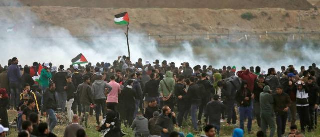 الجامعة العربية تحذر من حملات تطهير عرقي بفلسطين