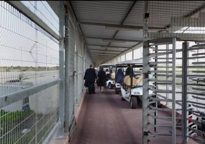 5 من أهالي الأسرى يغادرون غزة لزيارة أبناءهم في إيشل