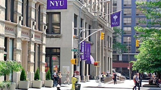 واشنطن : مجلس طلاب جامعة نيويورك يقاطع الشركات المتعاونة مع إسرائيل