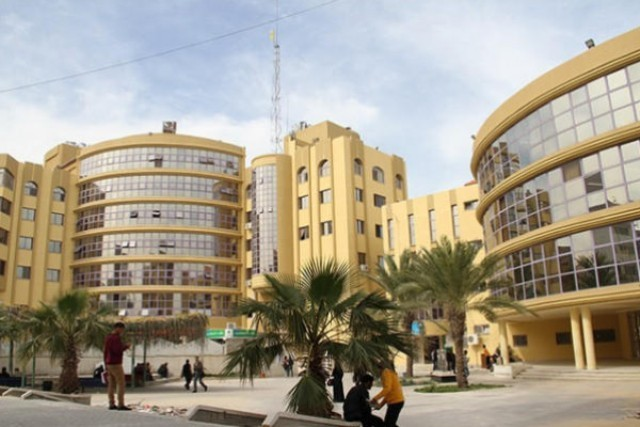 غزة : نقابة العاملين في جامعة الأزهر تدعو أولياء الأمور عدم ارسال أبنائهم للجامعة