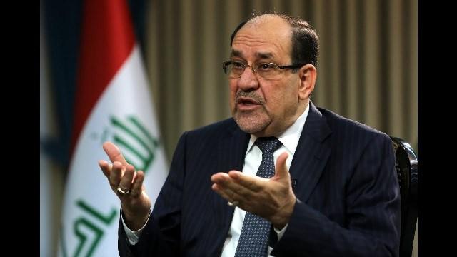 المالكي يهدد إسرائيل «العراق سيرد بالقوة»