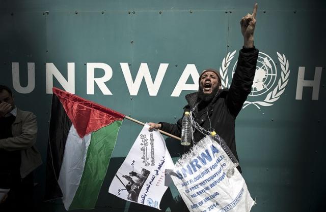 حملة مشتركة لإسرائيل وواشنطن ضد الأونروا هذه تفاصيلها!