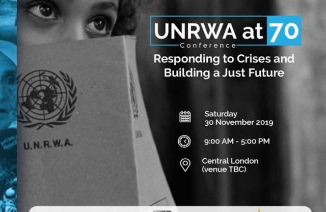 لندن: عقد مؤتمر حول أونروا بالذكرى الـ70 لتأسيسها
