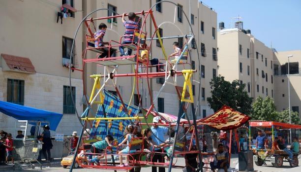 غزة تتلمس فرحة العيد رغم قساوة الظروف المعيشية
