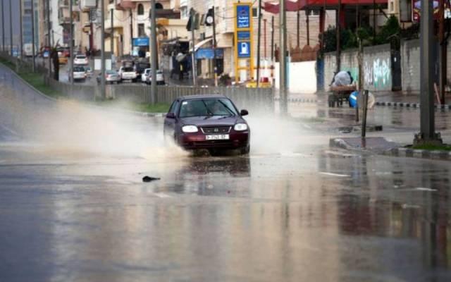غزة : البلدية تكشف كمية الأمطار التي هطلت على المدينة