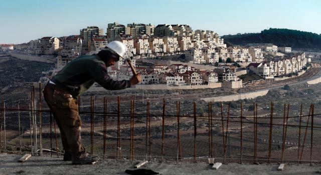 سياسة الضم والتوسع الاستعمارية  تحظى باجماع قومي في اسرائيل