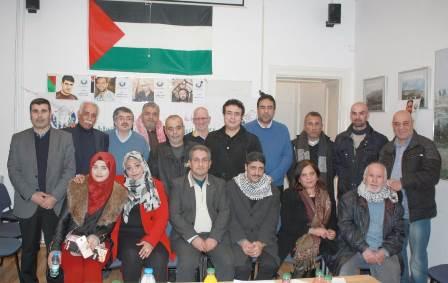 التحالف الأوروبي لمناصرة أسرى فلسطين يناقش التحضير لمؤتمره الخامس