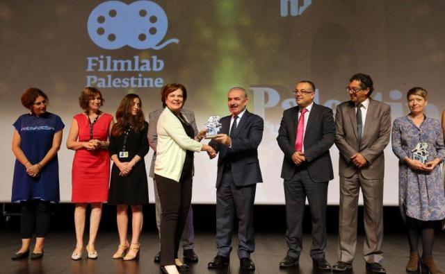 اشتية: السينما الفلسطينية تعزز روايتنا