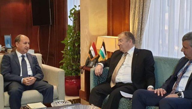 القاهرة تشهد مباحثات فلسطينية مصرية لزيادة التبادل التجاري