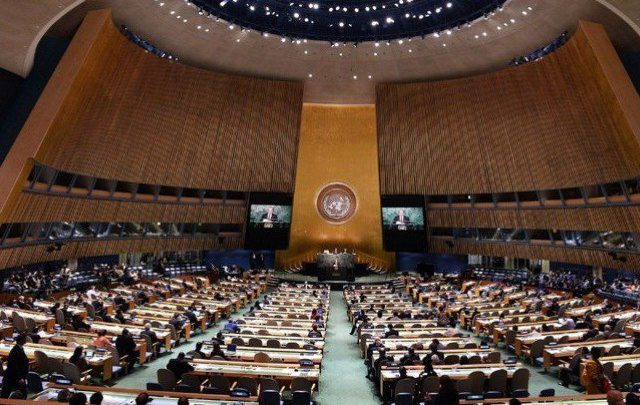 منصور يطالب مجلس الأمن بمنع أي تصعيد إسرائيلي على غزة