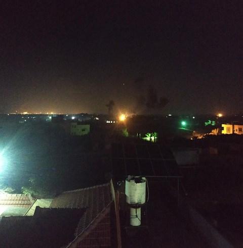 الاحتلال ينفذ غارات شمال القطاع واصابات بمواجهات في الأقصى